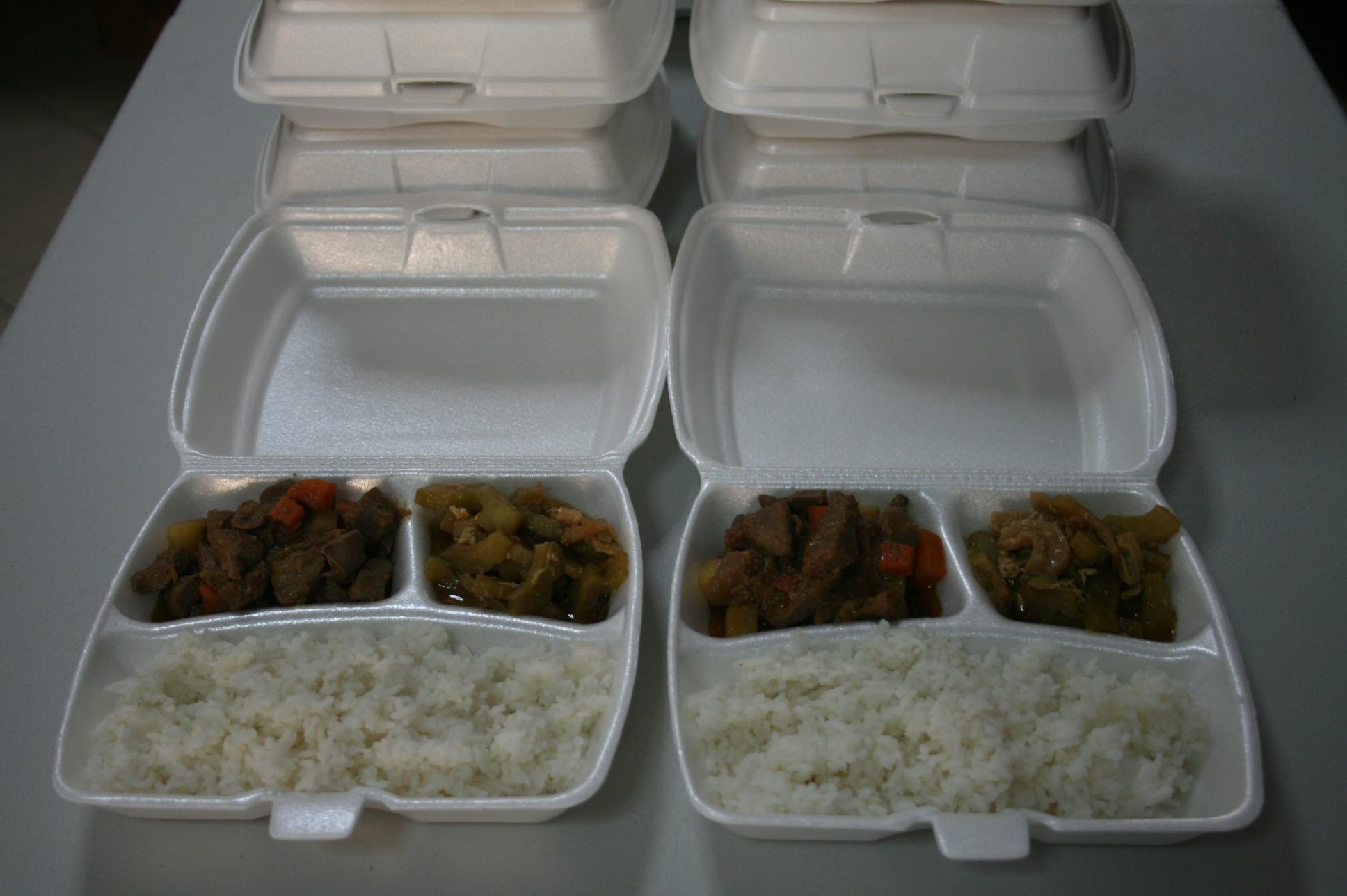 Pork Menudo & Ampalaya