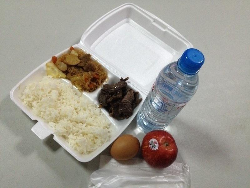 Beef Tapa & Bihon Guisado